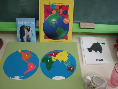 So, You Want to Teach Geography? from Montessori at Home