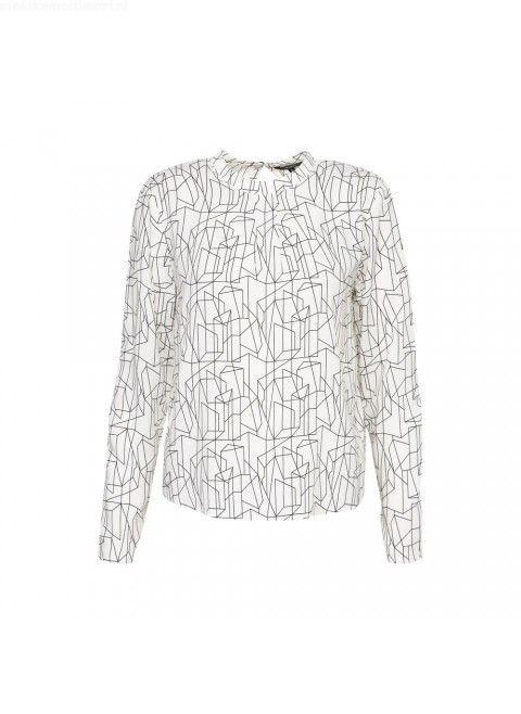 Kopen Dames Witte blouse OCTOBER ODESSA MbyM online gSzaFlGB