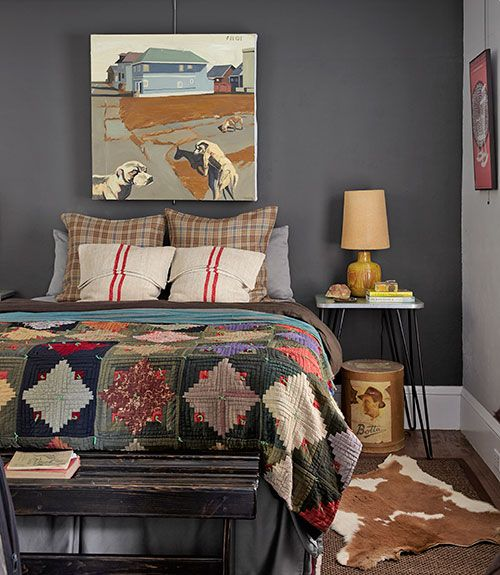 Masculine Vintage Bedroom: 896 Best Home Images On Pinterest