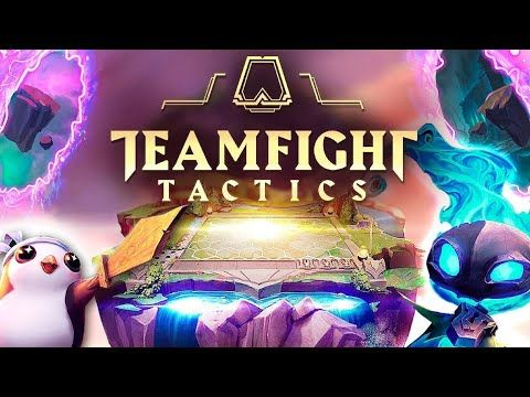 Pin On Teamfight Tactics League Of Legends Strategy Game