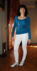 Outfit Sportivo Fronte