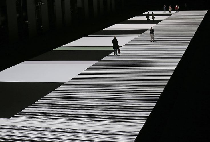 est100 一些攝影(some photos): Ryoji Ikeda, 池田亮司