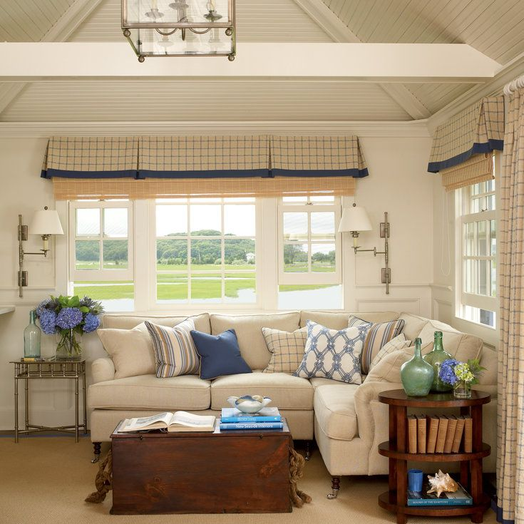 Seaside Cottage Living Room: 201 Best Cottage Style Cabins & Small Home Ideas Images On