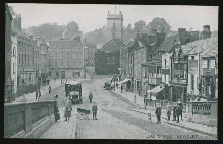 Load Street, Bewdley. Worcestershire | eBay
