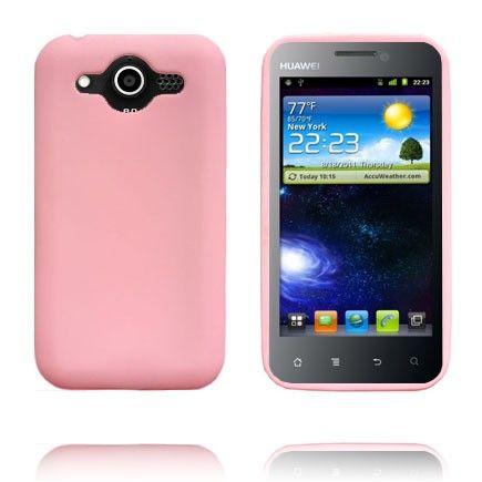 Soft Shell (Lyse Rosa) Huawei Honor Deksel