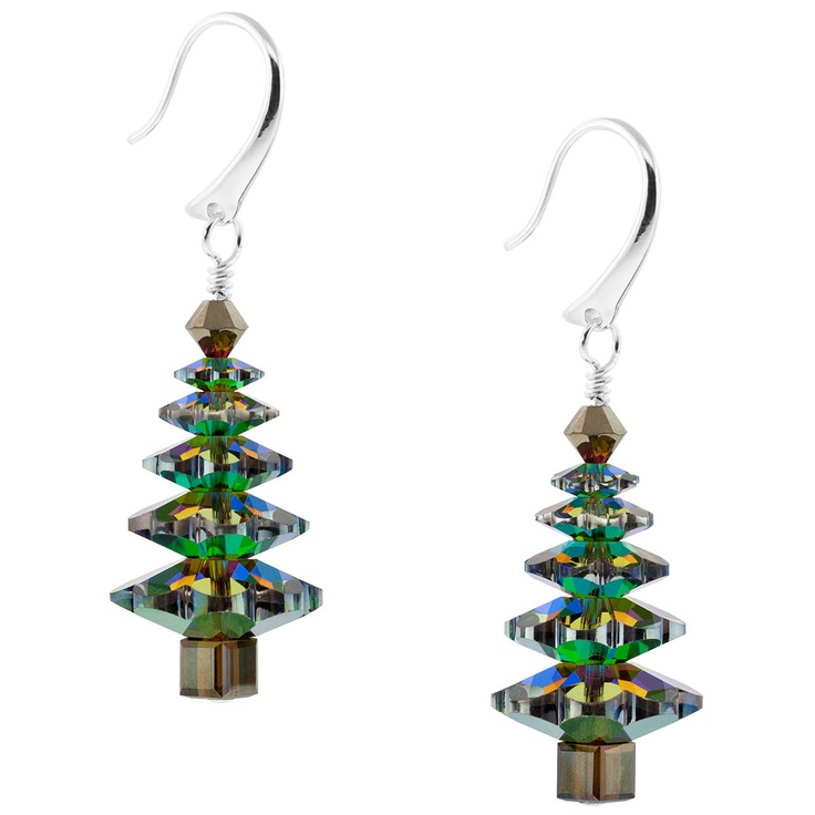 All is Bright Earrings   Fusion Beads Inspiration Gallery