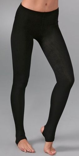 FLEECE LINED LEGGINGS! These are great for boots, and you can't see through them.