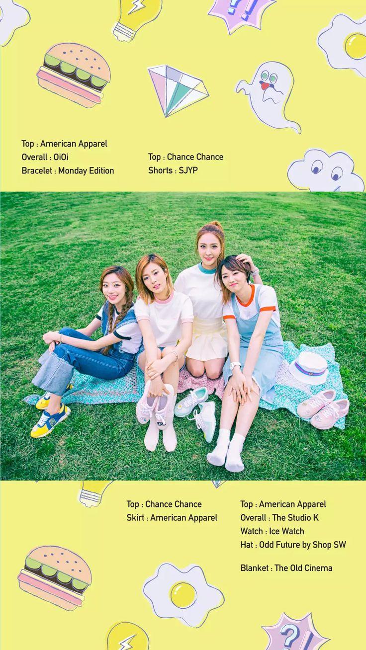 [L-to-R] Sumin ; D.Ana ; Nahyun ; Newsun