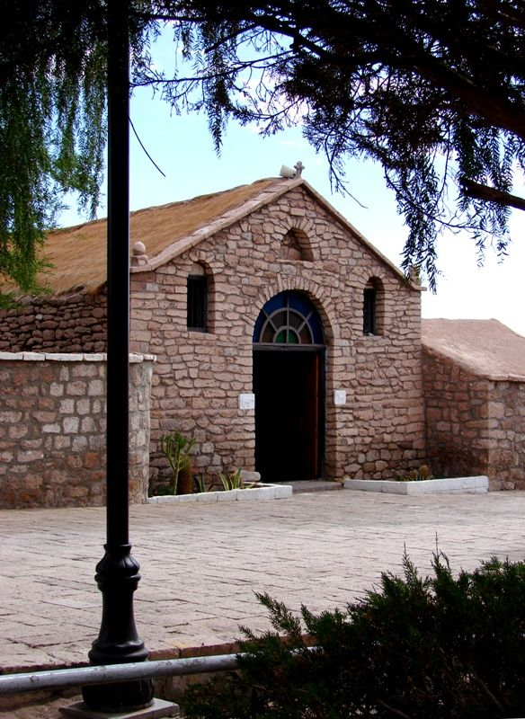 Toconao // Iglesia Día 4