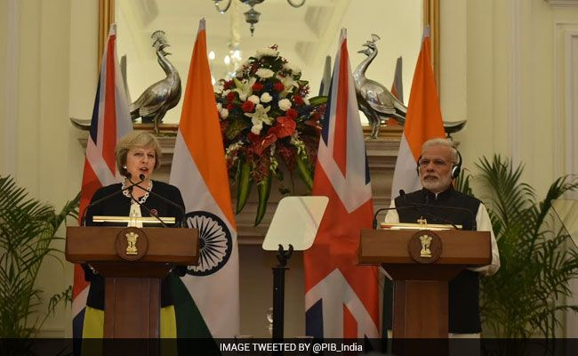 Theresa May, Talking Visas, Calls Out Illegal Indian Immigrants