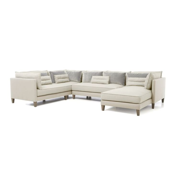 microfiber reclining sofa with drop down table writing desk best 25+ 3 piece sectional ideas on pinterest ...