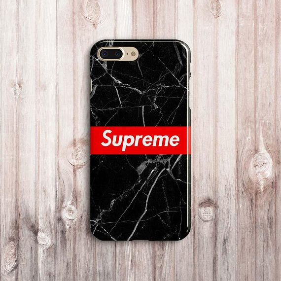 Supreme Black Marble Iphone 6 Case Marble Iphone 8 Case Marble Iphone 6 Plus Case Marble Iphone 7 Plus Case Motorola Phone Iphone Phone Cases Cool Phone Cases