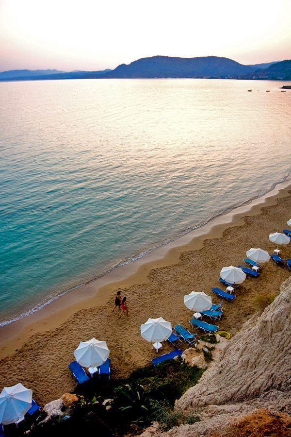 Pefkos Beach, Lindos, Rhodes To book go to www.notjusttravel.com/anglia
