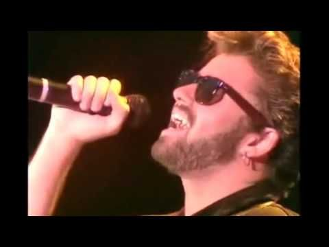 Sir ELTON JOHN KIKI DEE And GEORGE MICHAEL Live AID Concert remastered H...