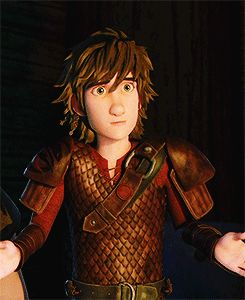 Hiccup is my favorite character. ♡ I wished there would be an episode where Hiccup gets amnesia and the other Riders have to reteach him about Dragons. Of course, it ends in disaster as Hiccup is the best in the Dragon business. That would be so funny!