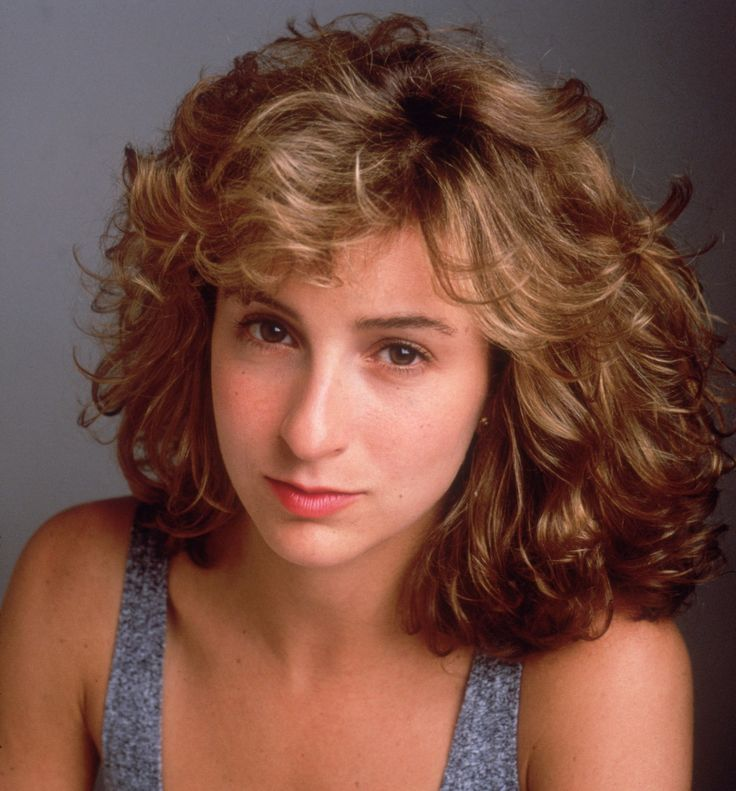 Jennifer Grey in Dirty Dancing Liked her better pre-surgery days.