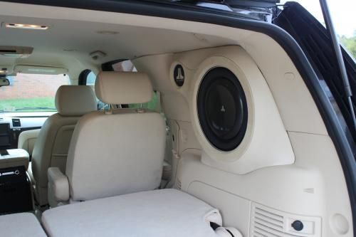 2007 Cadillac Escalade Car Audio Install