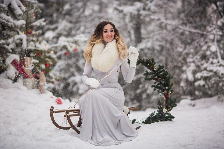 #Рождество #фотодень, новогодний фотодень в красноярске, фотосессия в красноярске  @flowercrownkras