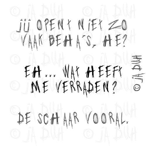 Hihi Door © Ja Duh. #humor #bh #beha