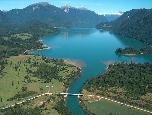 *** PARQUE NACIONAL LAGO ROSSELOT <<< Excelente !!   CHILE   reportajes   Parque Nacional Lago Rosselot