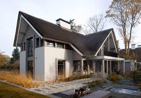Prachtig modern landhuis