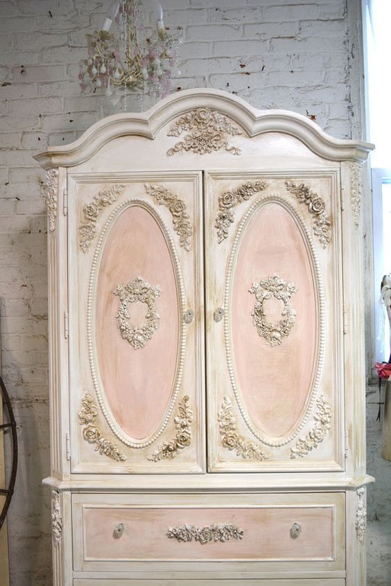 4069 best painted furniture 2 images on pinterest for Mobilier shabby chic