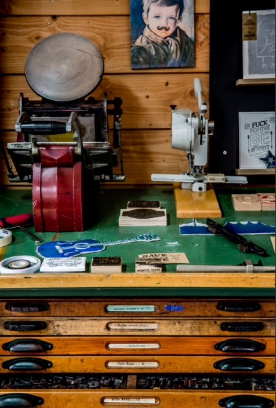 """This workspace is from our feature """"Winding Wheel"""""""