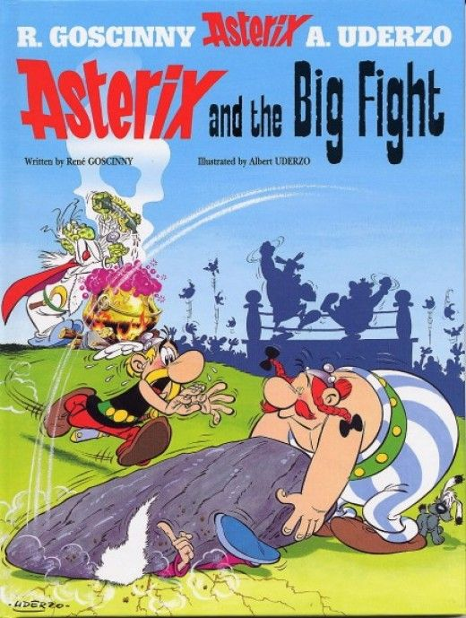 Hilarious Adventures of Asterix and Obelix