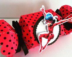 Caixa Bala Miraculous Ladybug