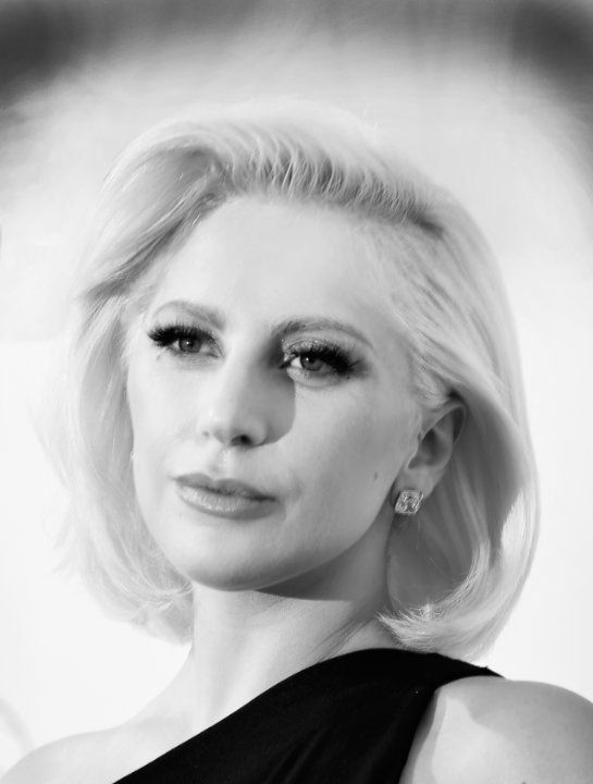Lady Gaga at event of The 67th Primetime Emmy Awards (2015)