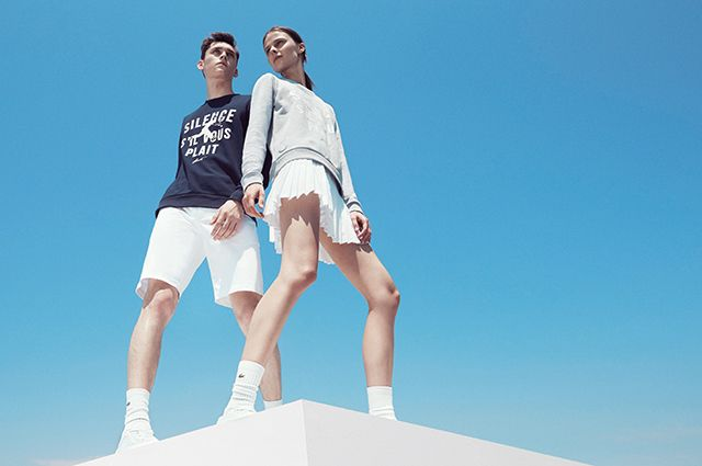 Discover. Share. Shop www.stynite.com Photo credit: #Lacoste #stynite #fashion #fashionapp
