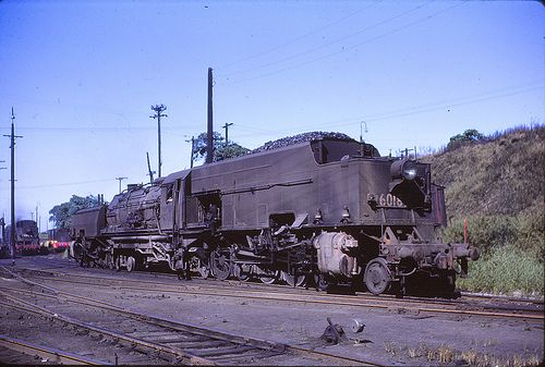Largest Steam Locomotives | AUSTRALIA'S LARGEST AND MOST POWERFUL STEAM LOCOMOTIVE - THE NSWGR ...