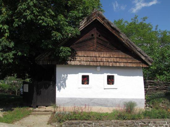 A Kapás Ház Abasáron (Fotó: Mentusz Károly)