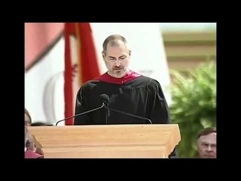 Discorso di Steve Jobs a Stanford in italiano HD - YouTube