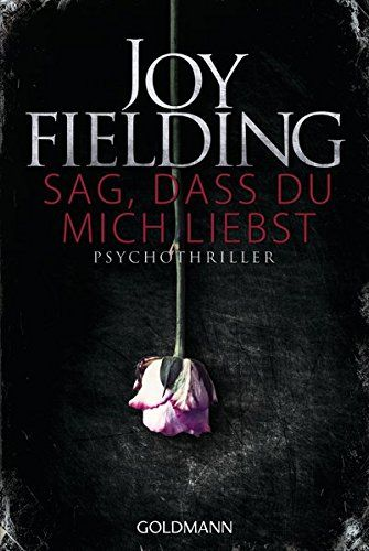 17 best book images on pinterest book cover art book jacket and sag dass du mich liebst roman von joy fielding httpswww fandeluxe Gallery