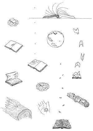 鈴木康広 本の消息  Yasuhiro Suzuki: The Being of Books    2012年5月11日[金] - 7月1日[日]