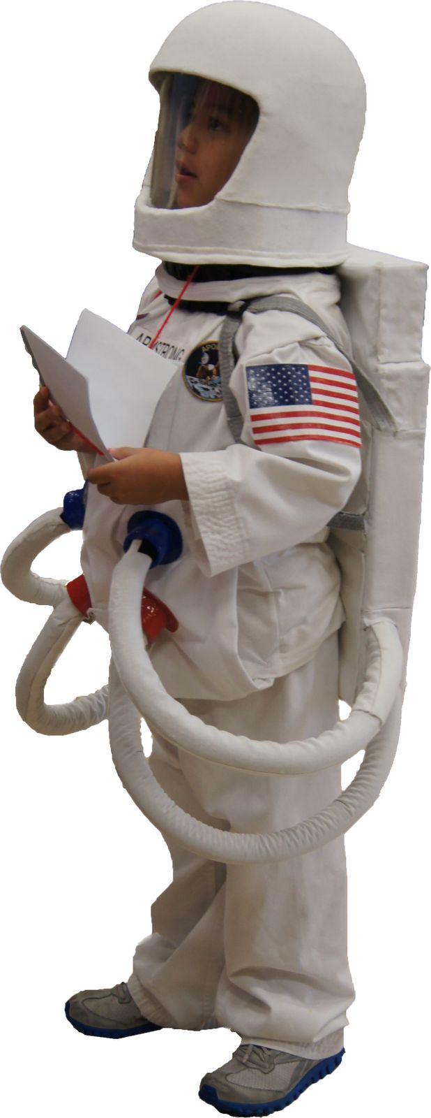 astronaut neil armstrong on uniform - photo #24