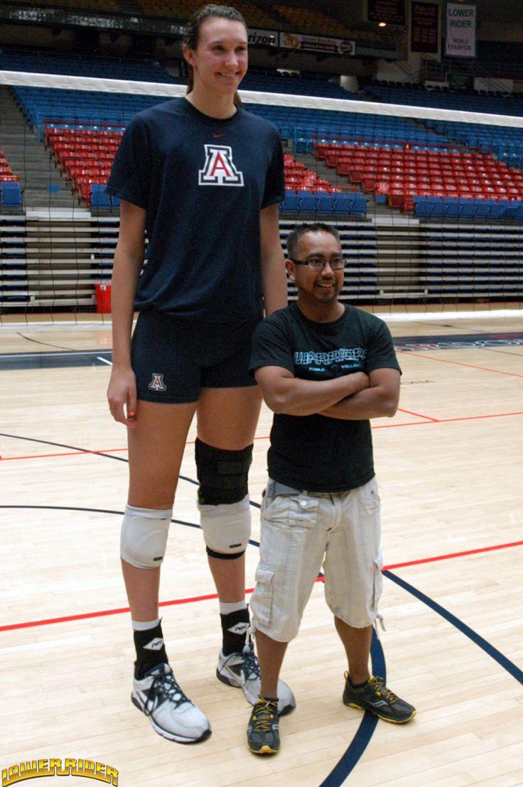 dating a 7 foot tall man at ucf