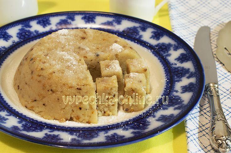 Пудинг из манной крупы без запекания в духовке! ;-)  http://vypechka-online.ru/pudingi/puding-iz-manki-na-vode/  #Пудинг #Манка #МаннаяКрупа #Халва #Десерт #Вкусняшка #Рецепты #ВыпечкаОнлайн #Pudding #Semolina #Halwa #Dessert #Yummy #Recipes #CakesOnline