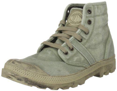 Palladium Pallabrouse, Herren Desert Boots, Grün (Dk. Khaki/Putty), 47 EU (12 Herren UK) - http://on-line-kaufen.de/palladium/47-eu-palladium-pallabrouse-herren-desert-boots