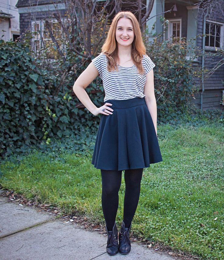 New Year, New Pattern: Tania Culottes