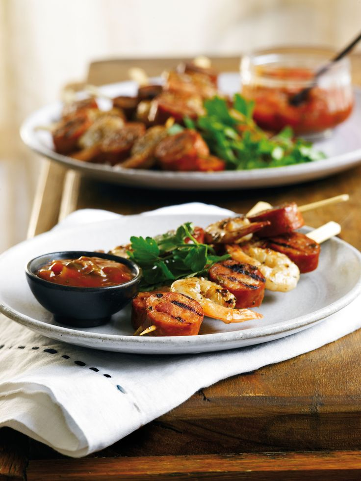 Chorizo Skewers: A healthy dish full of slow cooked vegetables is enhanced with DON® Chorizo. A great winter warmer, best served with fresh, crunchy bread or pasta.