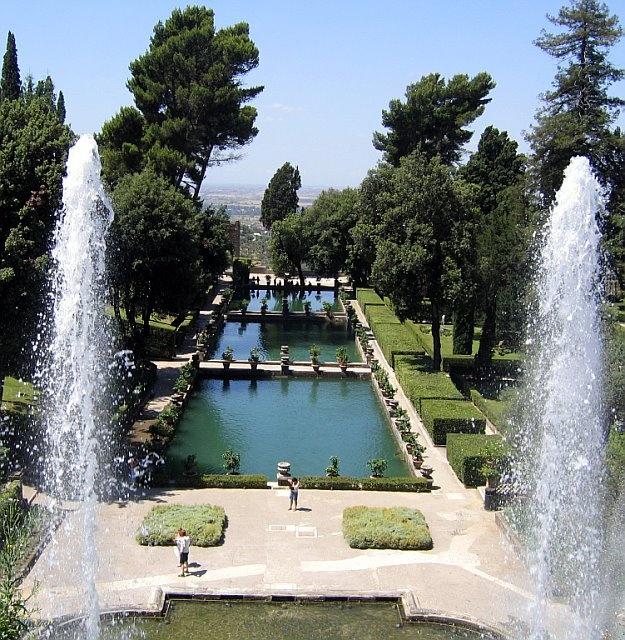 Hotel Villa Deste Como: 17 Best Images About Villa D'Este, Tivoli, Italy On