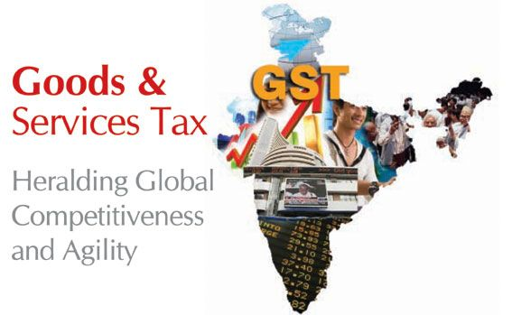 Benefits of GST to business.
