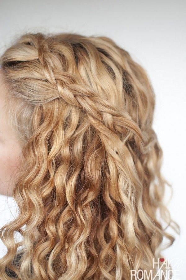 49+ Lockige haare frisuren tipps Ideen