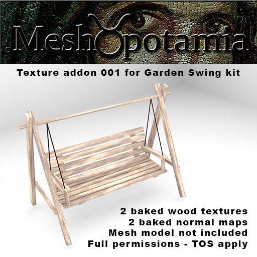 Meshopotamia Garden swing texture 001