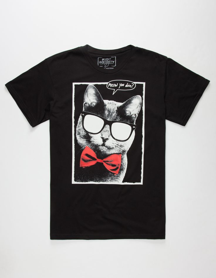 182 best images about riot society on pinterest mens for Lucky cat shirt urban outfitters