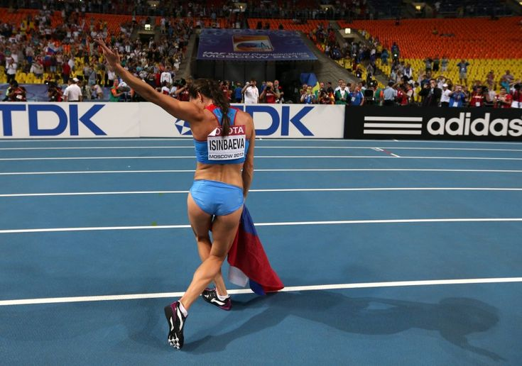 Salto con l'asta: Isinbayeva ancora campionessa