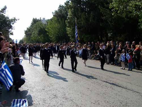 Παρέλαση 28ης Οκτωβρίου 2008    Αναρτήθηκε από τον/την 2ο Χολαργού στο Οκτωβρίου 28, 2008