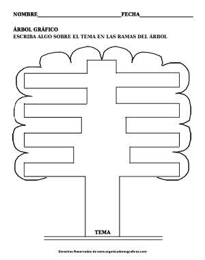 Mapa conceptual forma de arbol grafico                                                                                                                                                                                 Más